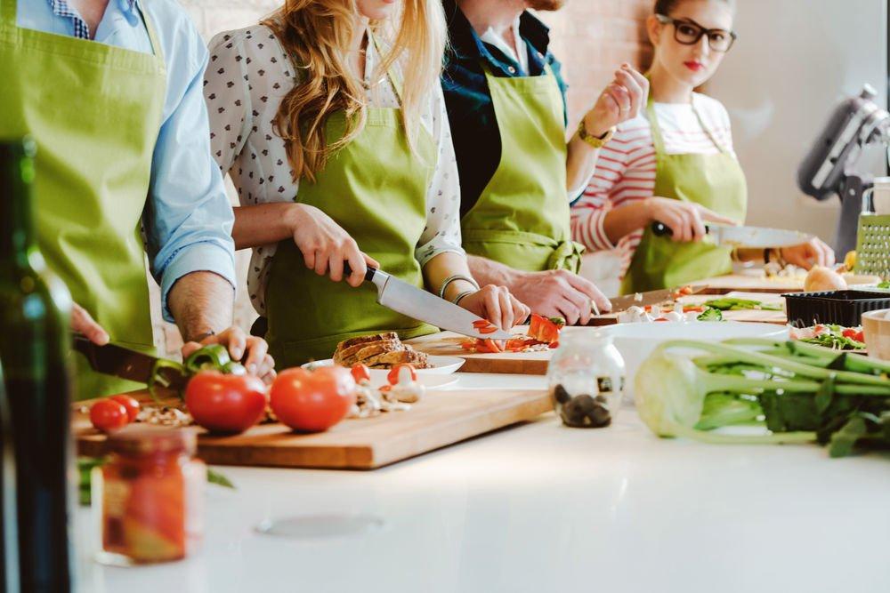 cooking class esperienza ristorazione