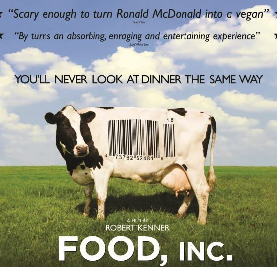 industria alimentare food inc libro copertina
