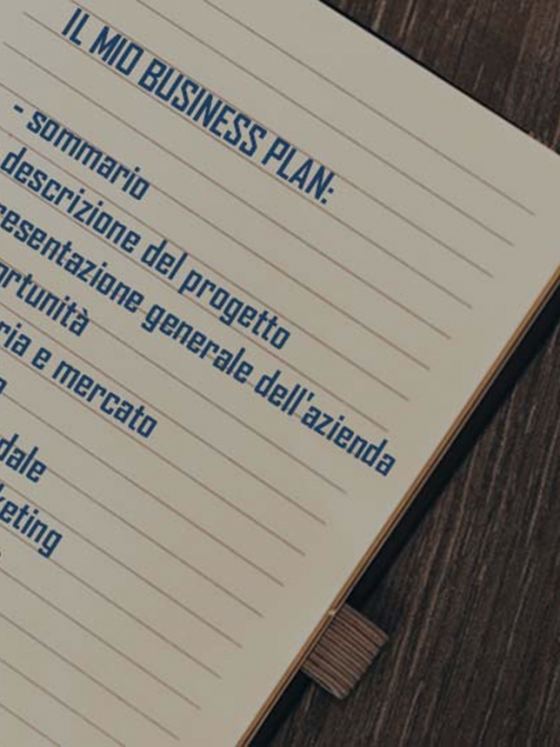 OME REDIGERE UN BUSINESS PLAN